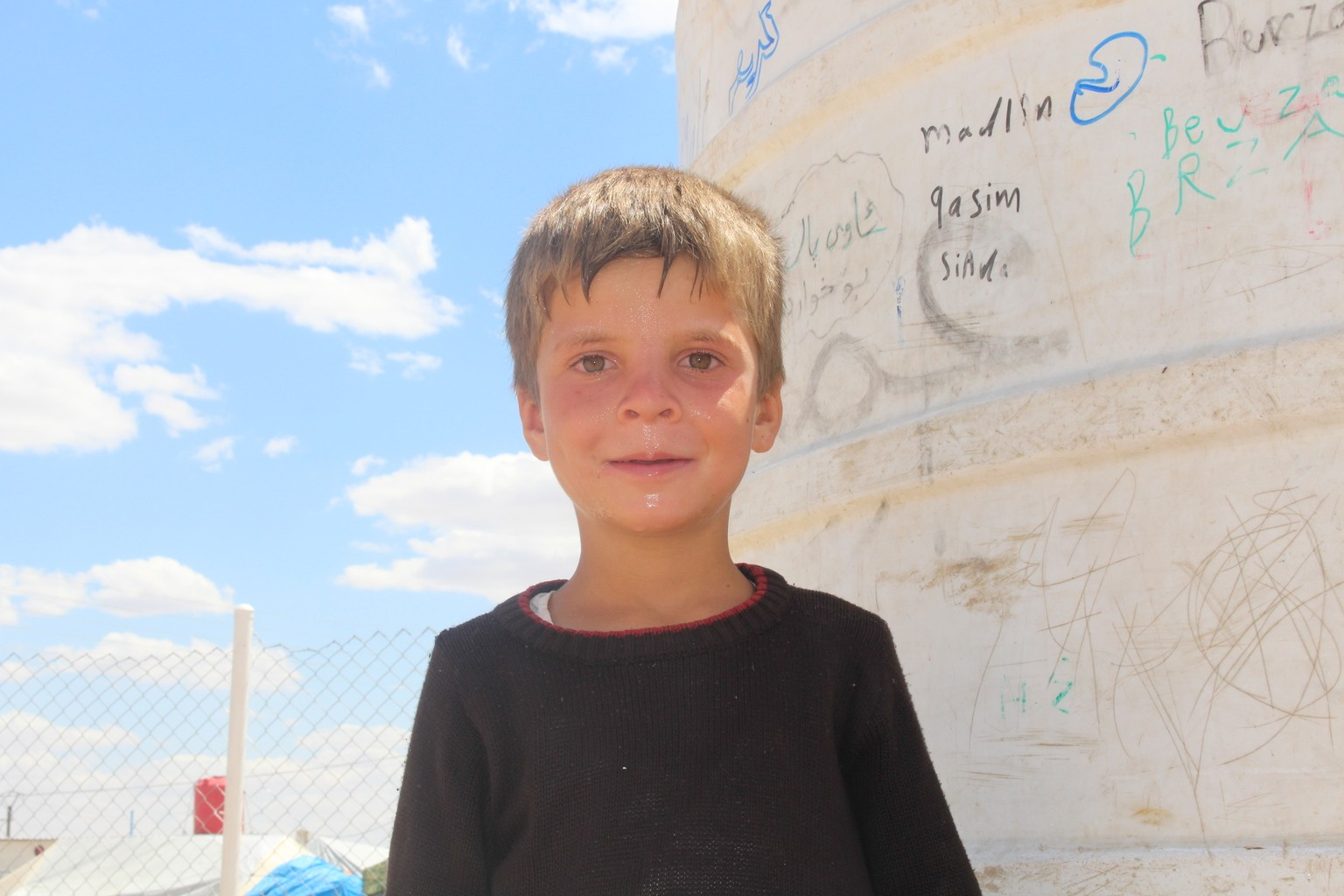Fotoğraf © UNICEF/UN020940/Hasen