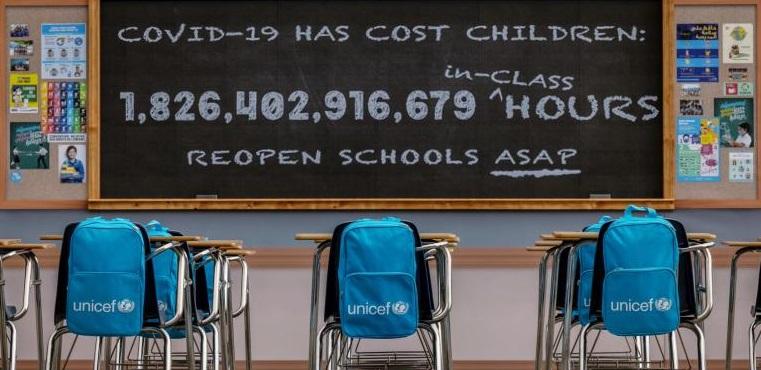UNICEF   her çocuk için