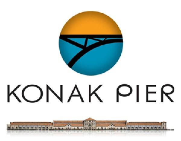 Konak Pier Logo